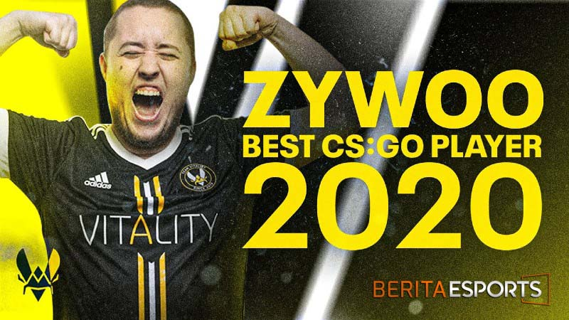 ZywOo Jadi Pro Player CS:GO Terbaik 2020 Versi HLTV. Paska Bungkam S1mple!