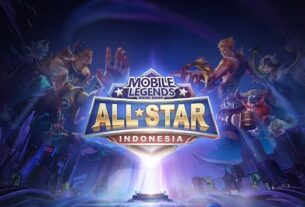 mobile legends - indonesian all stars esports