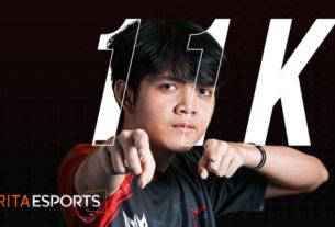 Jadi Player Indonesia DOTA 2 Pertama Dengan MMR 11.000!! Siapakah Dia!?