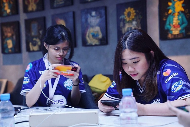 EVOS Lynx Juara Lagi, Jadi Penguasa Tunggal Di Woman Star League!