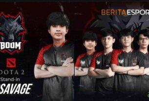 BOOM Esports Raih Kemenangan Lagi, 23savage Rampage!
