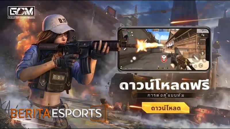 CS:GO Versi Mobile? Isu Hangat Beredar di Thailand