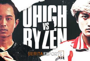 UHIGH vs RYZEN Di TDM PUBG Mobile! Seru Banget Guys!