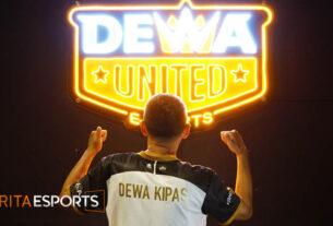Dewa_Kipas Resmi Jadi Bagian Dari Dewa United Esports