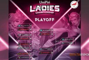 Luna Nera Dapat Tantangan Dari Belletron di Final UniPin Ladies Championship!