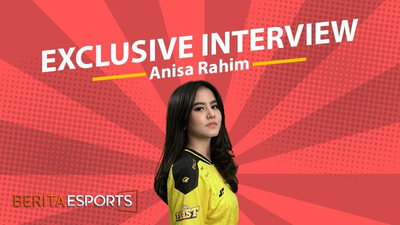 Anisa Rahim Ogah Jadi Pro Player Karena Alasan Ini