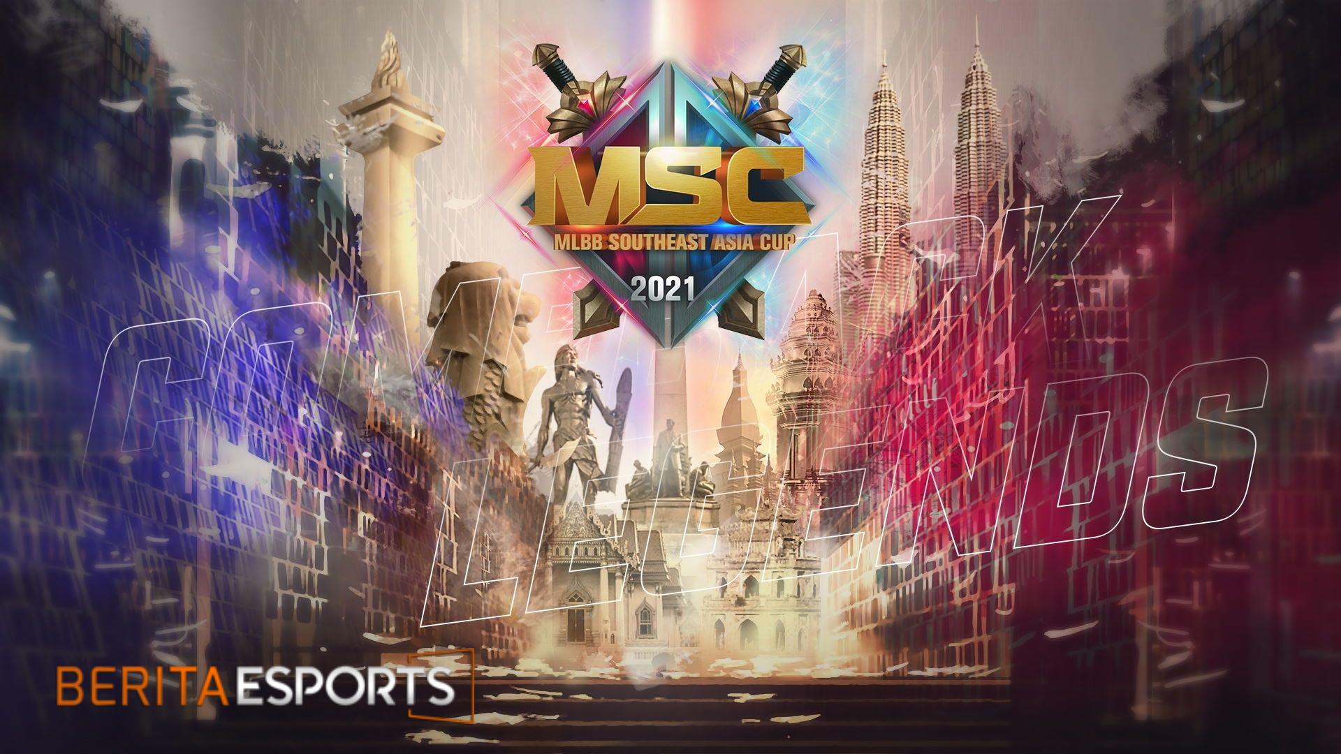Jadwal dan Peserta Ajang MSC 2021, Simak Prediksi Peluang Tim Indonesia!