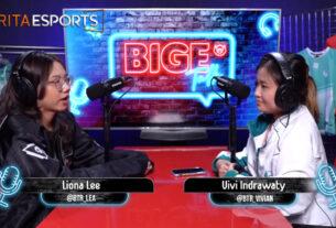 Rela Putus dari Pacar, BTR Vivian Pilih Berkarir di MLBB!