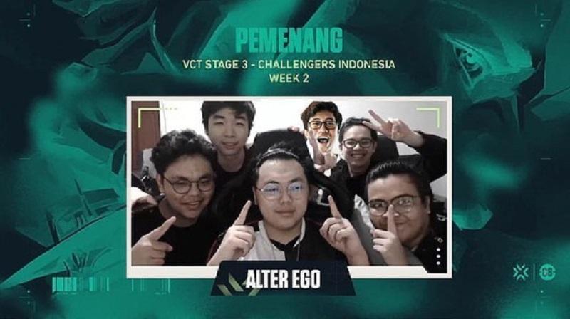 Valorant Challengers Indonesia