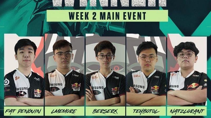 Valorant Challengers Indonesia week 2