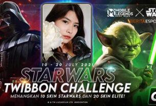 Mobile Legends x Star Wars, Jadi Kolaborasi Yang Berikan Dua Skin Spesial
