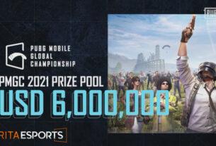 Fantastis! 6 Juta USD Siap Jadi Hadiah PUBGM Global Championship