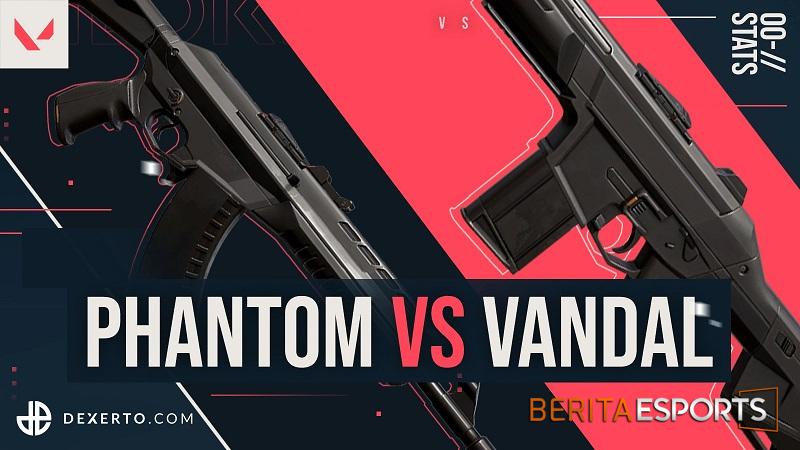 Phantom vs Vandal? Bagi TenZ, Dirinya Hanya Memilih Senjata Terbaik
