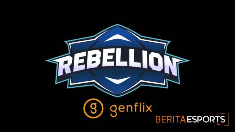 Rebellion Ambil Alih Slot Aerowolf di MPL, Dengan Berkolaborasi Bersama Genflix