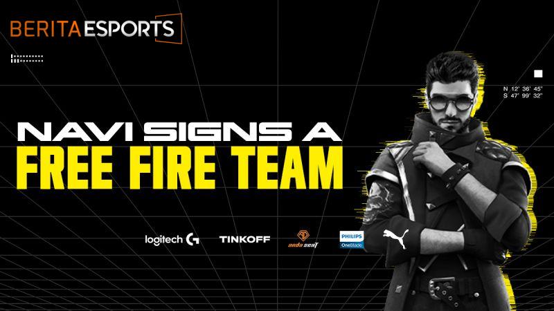 Pasca Akuisisi Juara 3 FFWS, Kini NAVI Membentuk Pasukan Tim Free Fire!