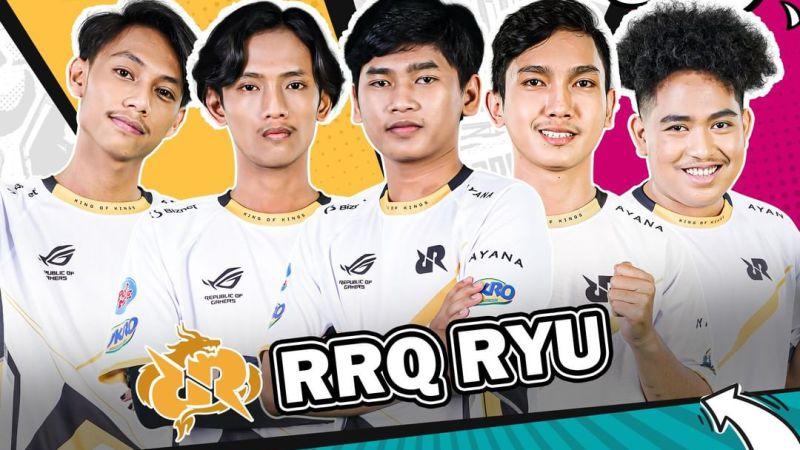 RRQ Ryu Berhasil Rebut Tiket PMPL SEA S4 Berkat Menjuarai Country League