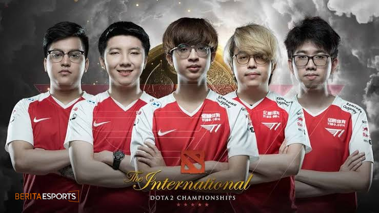 Duet Indopride TI10 Tumbang Saat Kontra Vici Gaming